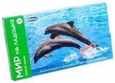 Набор карточек Умница Мир на ладошке. Живой океан 18x10 см 24 шт.