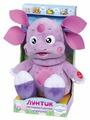 Мягкая игрушка Мульти-Пульти Лунтик 24 см в коробке 3 сказки