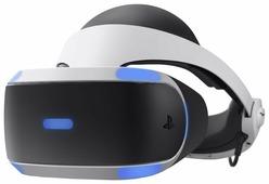 Шлем виртуальной реальности Sony PlayStation VR (CUH-ZVR2)