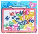 Доска для рисования детская Shantou Gepai BiBi Bear с алфавитом (DZ-2118)