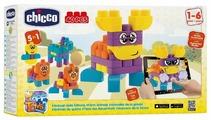 Конструктор Chicco App Toys 60140 Животные на ферме