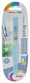 Кисть Pentel Aquash Brush, синтетика, круглая, с короткой ручкой, тонкая
