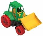 Трактор Нордпласт с грейдером (059) 27.5 см