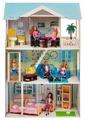 """PAREMO кукольный домик """"Лацио"""" (с мебелью) PD318-16"""