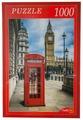 Пазл Рыжий кот Лондон (РК1000-7811), 1000 дет.