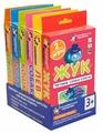 Набор карточек Айрис-Пресс Занимательные карточки. Комплект ЗК по обучению грамоте на поддончике (синий) 17x8.5 см 288 шт.