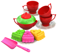 Набор посуды Нордпласт Чайный сервиз Нюши 651