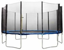 Каркасный батут DFC Trampoline Fitness 20FT-TR-E 610х610х276 см