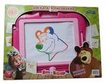 Доска для рисования детская Затейники Маша и Медведь (GT6790)
