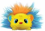 Интерактивная развивающая игрушка Zanzoon Ежик