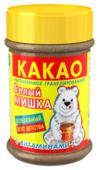 Белый мишка Какао-напиток растворимый с витаминами