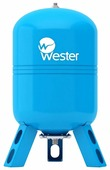 Гидроаккумулятор Wester WAV 100 100 л вертикальная установка