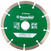 Диск алмазный отрезной 125x22.23 Hammer Flex 206-102 DB SG