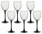 Бокалы для вина Luminarc Domino J0015 6шт