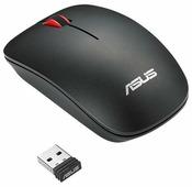 Мышь ASUS WT300 RF Black USB