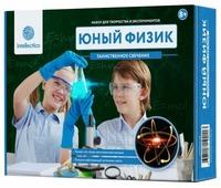 Набор Intellectico Юный Физик. Таинственное свечение (203)