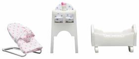 Lundby Набор мебели для детской Смоланд (LB_60208600)