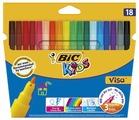 "BIC Фломастеры ""Visa"" 18 шт. (888681)"