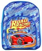 Играем вместе Дошкольный рюкзак Гонки большой с передним карманом (PBP18-DRIVE)