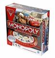 Настольная игра Monopoly Тачки 2