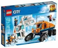 Конструктор LEGO City 60194 Грузовик ледовой разведки