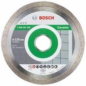 Алмазный отрезной круг Standard for Ceramic Bosch 125 x 22,23 x 1,6 x 7 mm (2608602202)