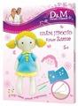 D&M Шьем просто Кукла Злата (48133)