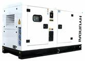 Дизельный генератор Hyundai DHY34KSE (25000 Вт)