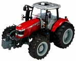 Трактор Tomy Massey Ferguson 6613 (43078) 1:16 29 см