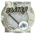 Лизун SLIME Mega серебряный, 300 г (S300-10)