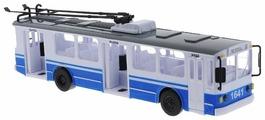 Троллейбус ТЕХНОПАРК SB-16-65WB 1:43