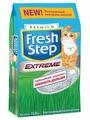 Впитывающий наполнитель Fresh Step Extreme Clay 15.8 кг