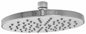 Верхний душ встраиваемый FERRO Rondo DSN01 хром