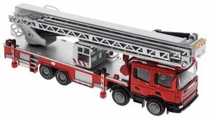 Пожарный автомобиль ABtoys Машина Спецтехника (C-00150) 1:50
