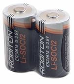 Батарейка ROBITON ER34615 D
