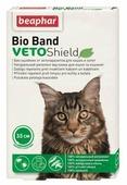 Beaphar ошейник от блох и клещей Bio Band для кошек и котят