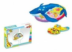 Развивающий коврик S+S Toys Кит (100900639)