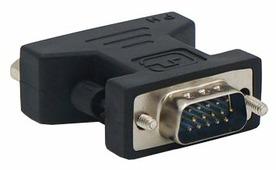 Переходник Mirex DVI-I - VGA (13700-ADVFVGM2)
