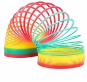 Слинки Slinky Радуга Гигант