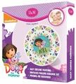 D&M Набор для росписи керамики тарелка Даша и Башмачок Dora (65120)