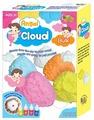 Масса для лепки Donerland Angel Cloud малиновый 100 г (АС12011)