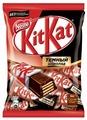 Конфеты KitKat Dark темный шоколад с хрустящей вафлей