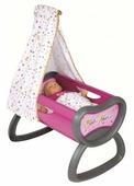 Smoby Кроватка для куклы Baby Nurse (220311)