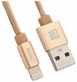 Кабель Remax Moss USB - Apple Lightning (RC-079i) 0.3 м
