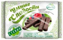 Батончик Умные сладости амарантовый с лесными ягодами, 110 г