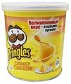 Чипсы Pringles картофельные Cheesy Cheese