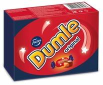 Набор конфет Fazer Dumle Original из мягкого сливочного ириса в молочном шоколаде 150 г