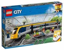 Электромеханический конструктор LEGO City 60197 Пассажирский поезд