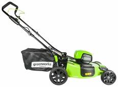 Газонокосилка greenworks 2502707 60V 51cm GD60LM51HP DigiPro