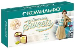 Набор конфет Комильфо Фисташка 116 гр